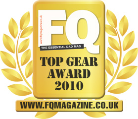 FQ Top Gear Award