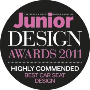 JUNIOR DESIGN AWARDS 2011
