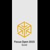 Focus Open 2015 Gold