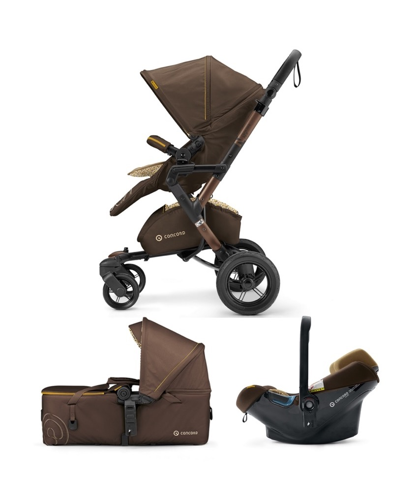 neo_mobilityset WALNUT BROWN