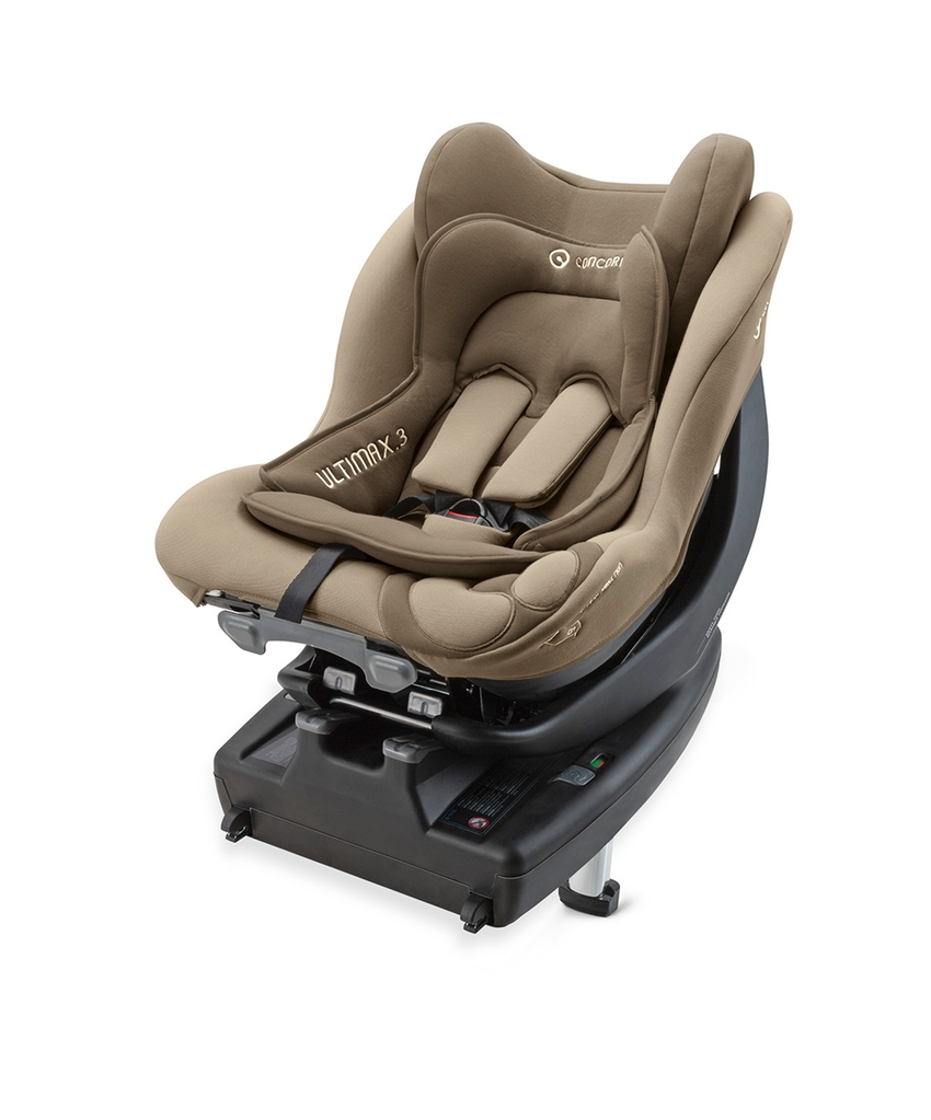 Concord products driving car seats ultimax 3 for Housse concord ultimax