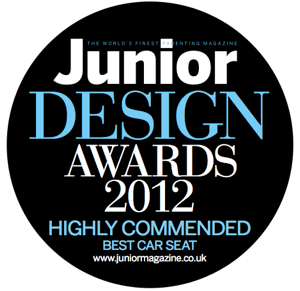 JUNIOR DESIGN AWARDS 2012