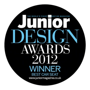 Junior Design awards 2012 winner