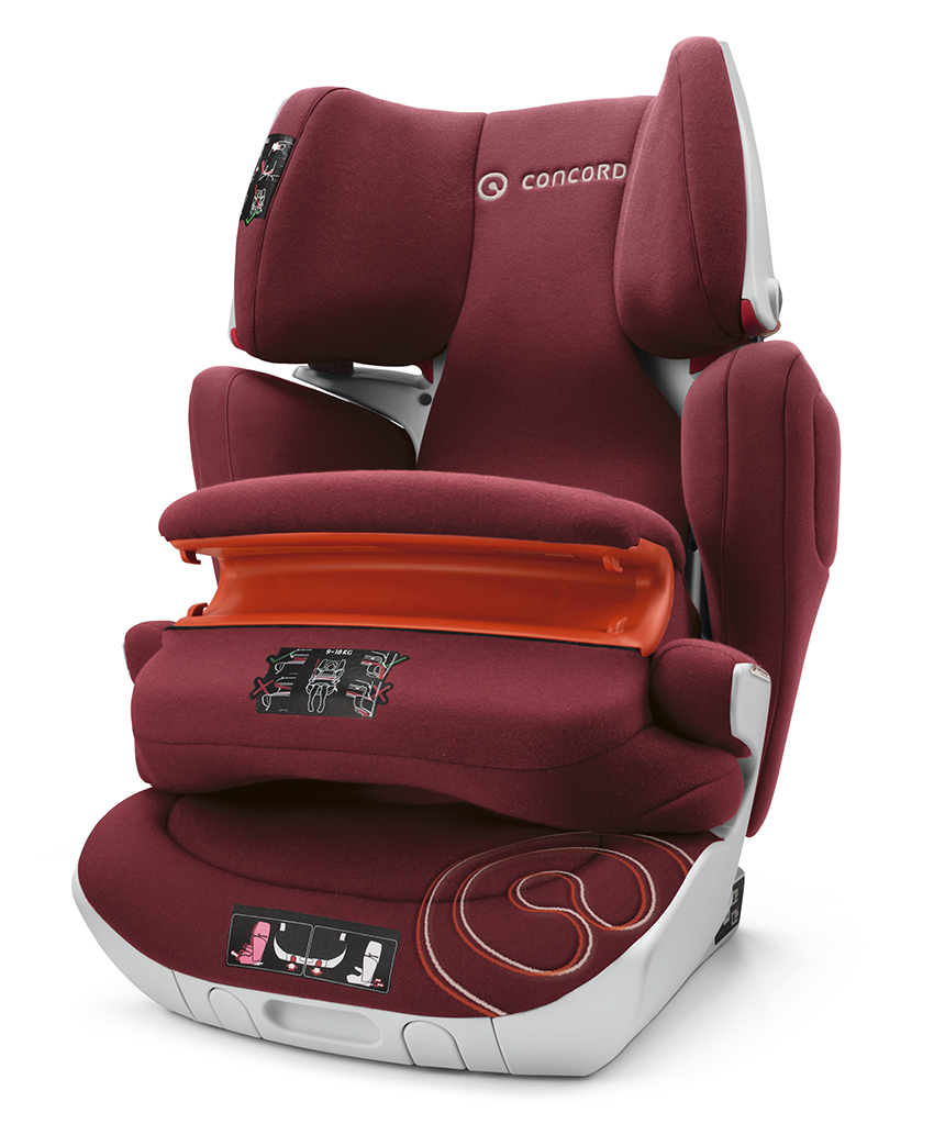 transformerxtpro Bordeaux Red