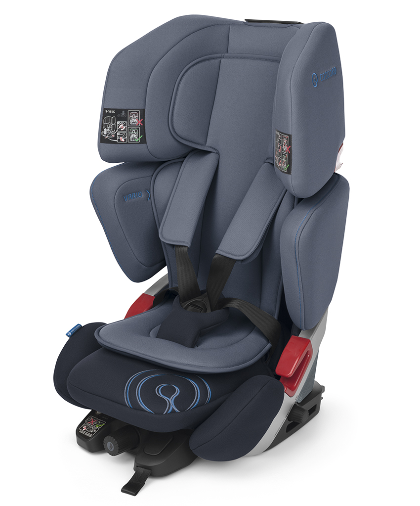 concord products driving car seats vario xt 5. Black Bedroom Furniture Sets. Home Design Ideas